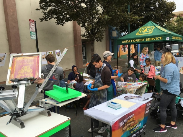Nature Discovery Zone – Vallejo Farmers' Market